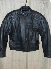 Jacket leather touris