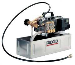 Test electrohydropress