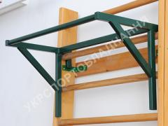Horizontal bar suspended to a wall / the Swedish
