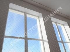 Grid protective on windows