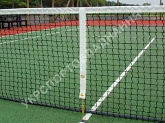 Grid tennis game (black) Dr. of a cord of 4 mm.