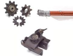 Spare parts to drill trucks