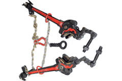 Keys for untwisting of drill stems