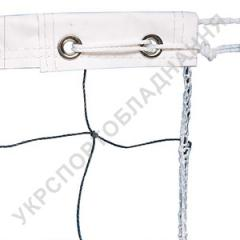 School volleyball net, Dr. of a cord of 1,8 mm.