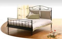 Мебель металлическая: кровати, столы и стулья для