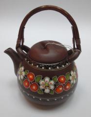 Teapot ceramic 0,3l