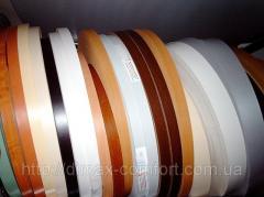 Кромка для ДСП (ПВХ, без клея) 0,45 х 22 мм