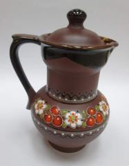 Jug ceramic handwork
