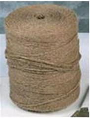 Twine of linen bay 4 of kg. Twine jute kg bays 10.