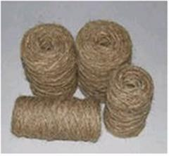 Twine of linen bay on 3-4kg, 400-500¼/kg. Twine