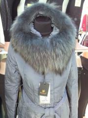 Пальто женское пуховое распродажа
