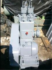 Ashkey of the pump of a nozzle of a vspmogatelny