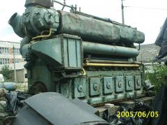 Pump G60, G70, water about gear wheel