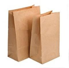 Packages standing the Package paper on carrying