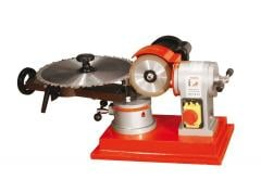 The machine for sharpening of circular saws