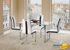 Столи скляні