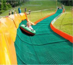 Tracks, tyuba, snoutyubing, inflatable sledge