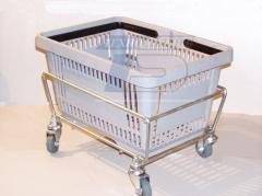 Support for baskets consumer (Baskets for