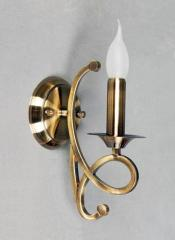 Sconce, production and sale