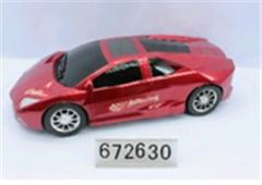 Игрушечная машинка красная CJ-0672630