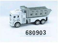 Игрушка машинка CJ-0680903