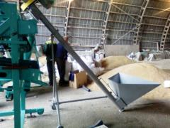 Conveyors shnekovy (loaders, feeders, dosers)