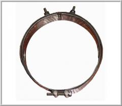 Ring, the TENY flat heaters for molding cars,