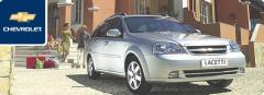 Автомобиль легковой купе Chevrolet Lacetti