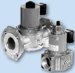 Клапани електромагнітні для природного газу