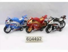 Мотоцикл игрушечный CJ-0604492