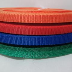 Полипропиленовые тканые ленты из волокна