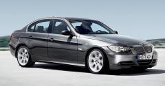 Автомобиль легковой седан BMW 3