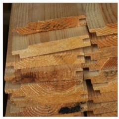 Wooden lining, price. Ukraine