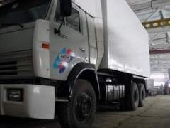 Автомобили грузовые фургоны КАМАЗ-5320,53212
