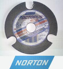 Cleanup and polishing circles of NORTON OCTOPUS