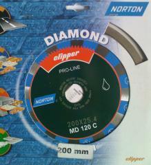 """Diamond disk NORTON Clipper """"4x4"""