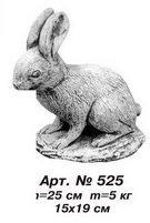 Hare of Art.No. 525