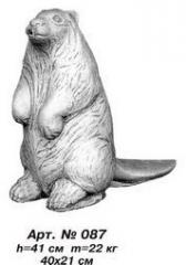 Beaver of Art.No. 087