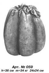 Art.No. 059 pumpkin