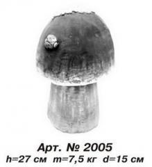 Mushroom small Art.No. 2005