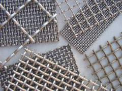 Grid of difficult corrugated 40х70х5,0 mm (SR
