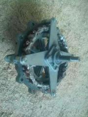 Generator of low-reverse 300 rpm 3 kW