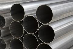 Pipes seamless steel DIN EN 10216-2