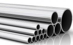 Трубы стальные не сплавные бесшовные и сварные  для ввинчивания