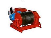Лебедка тяговая электрическая (электролебедки)