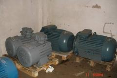 Electric motors common industrial AIR, 4AMU, 5A