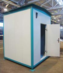 Basic stantsiiblok-container (BKT)