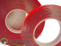 Bilateral adhesive tape penoakrilovy 705T 6 x 33