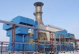 Газотурбінна енергетична електростанція ПГУ-20 -