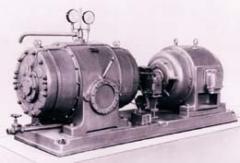 Пластинчато-роторные вакуумные насосы РВН для